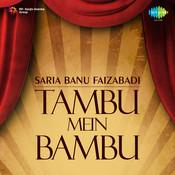 Saria Banu Faizabadi Tambu Mein Bambu