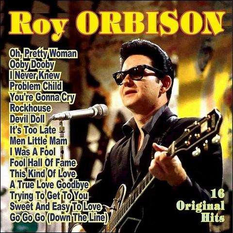 Oh, Pretty Woman MP3 Song Download- Roy Orbison - Pretty Woman Oh