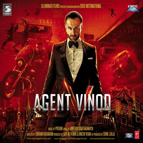 Raabta (Kehte Hain Khuda Ne) MP3 Song Download- Agent Vinod