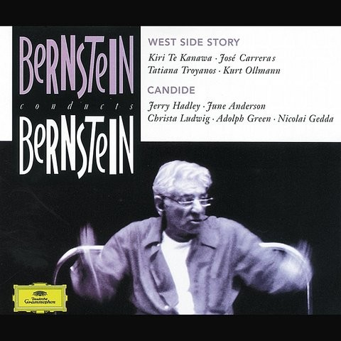 West Side Story Maria Mp3 Song Download Bernstein West Side Story Candide West Side Story Maria Song By Josã Carreras On Gaana Com