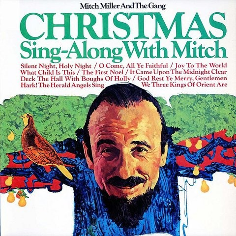 Silent Night, Holy Night MP3 Song Download- Christmas Sing-Along With Mitch Silent Night, Holy ...