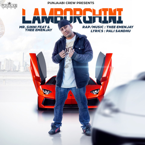 Lamborghini MP3 Song Download- Lamborghini Lamborghini