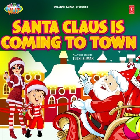 santa claus is coming to town pdf