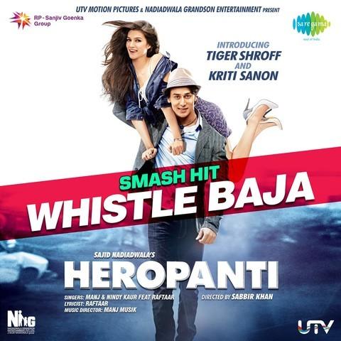 Whistle Baja Video Song Heropanti