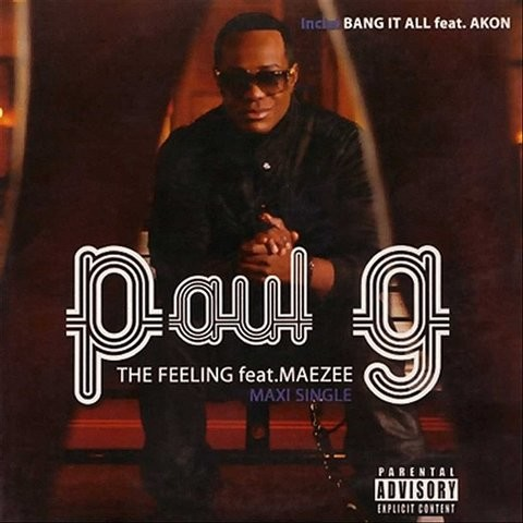 Bang It All (Feat  Akon) MP3 Song Download- The Feeling Feat Mazee