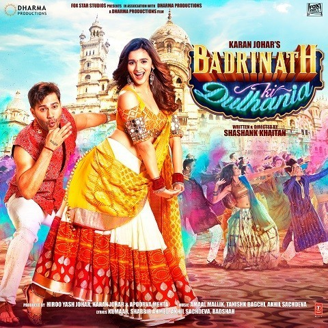 Humsafar MP3 Song Download- Badrinath Ki Dulhania Humsafar