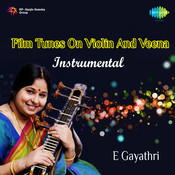 Film Tunes On Violin And Veena