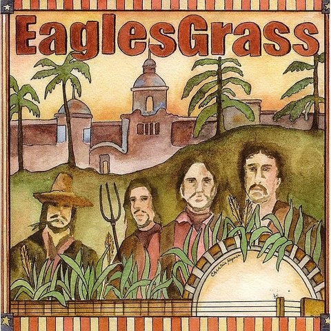 New Kid In Town MP3 Song Download- Eagles Grass New Kid In Town Song by The Grassmasters on ...