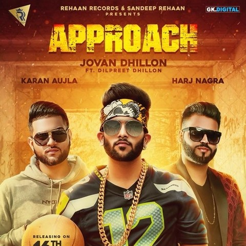 Approach MP3 Song Download- Approach Approach Punjabi Song by Jovan