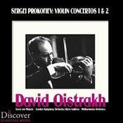 Prokofiev: Violin Concerto No. 1 & No. 2 Songs