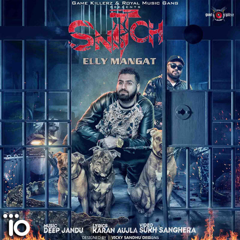 Snitch MP3 Song Download- Snitch Snitch Punjabi Song by Elly Mangat