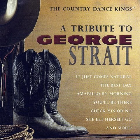 Amarillo By Morning MP3 Song Download- A Tribute To George Strait