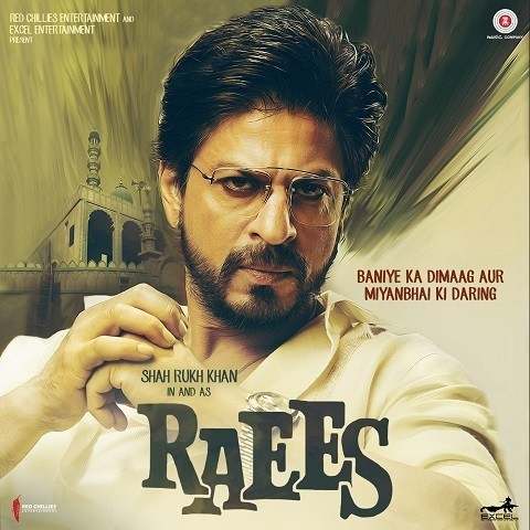 gaana.com - Raees: Download Raees MP3 Songs or Listen Online on Gaana.com