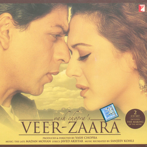 Happy lohri 2018: bollywood movie veer-zara's song came first to.