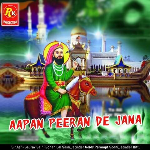 Lakh Data Di Deewani MP3 Song Download- Aapan Peeran De Jana