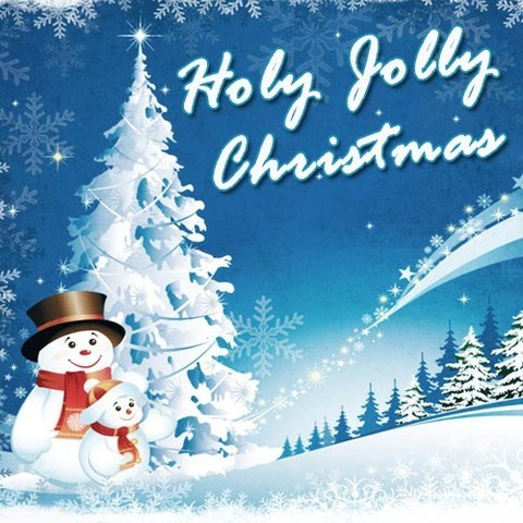 Jingle Bell Rock MP3 Song Download- Holy Jolly Christmas Jingle Bell Rock Song by Ravi Coutinho ...