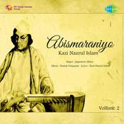 Abismaraniyo - Kazi Nazrul Islam Vol 2