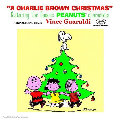Charlie Brown Christmas Soundtrack.Christmastime Is Here Mp3 Song Download A Charlie Brown
