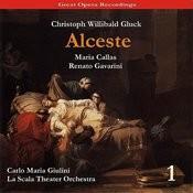 C.W. Gluck: Alceste(Callas, Gavarini,Giulini) (1954), Vol. 1 Songs
