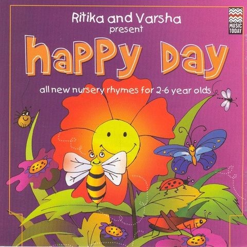 Action Song MP3 Song Download- Happy Day - All New Nursery ...