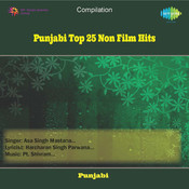 Punjabi Top 25 Non-film Hits