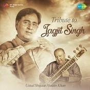 Tribute To Jagjit Singh By Ustad Shujaat Husain Khan