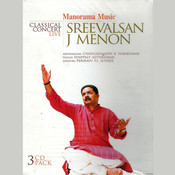 Classical Concert Live - Sreevalsan J. Menon Songs