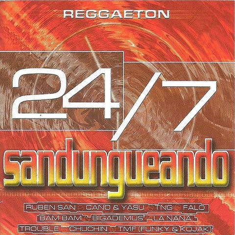 Falo El Mas Pegao Mp3 Song Download 24 7 Sandungueando Falo El Mas Pegao Song By Falo On Gaana Com