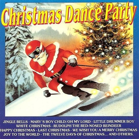The Twelve Days Of Christmas MP3 Song Download- Christmas Dance Party The Twelve Days Of ...