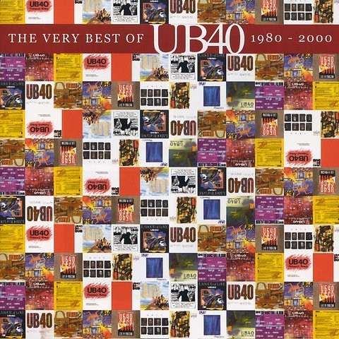 Don't Break My Heart MP3 Song Download- The Very Best Of UB40 Don't