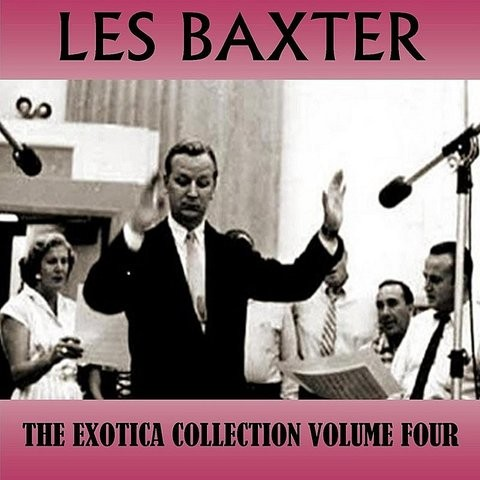 Chom Chom MP3 Song Download- The Exotica Collection Volume Four Chom