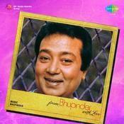 Ghazals From Bhupinder With Love Songs