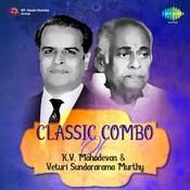 Classic Combo of K. V. Mahadevan & Veturi Sundararama Murthy
