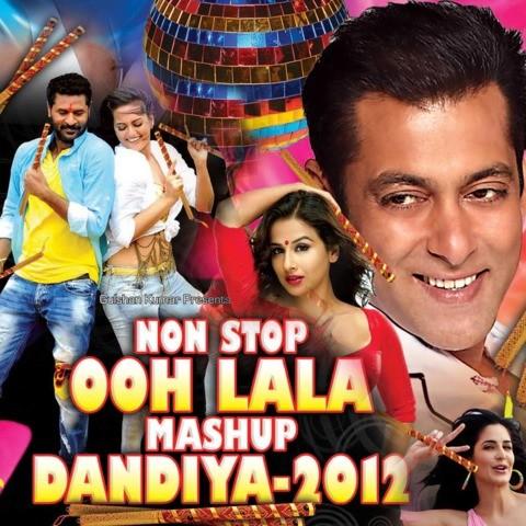 Non Stop Ooh Lala Mashup Dandiya - 2012 MP3 Song Download