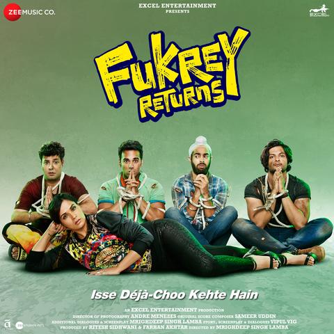 Fukrey Returns MP3 Song Download- Fukrey Returns Fukrey Returns Song