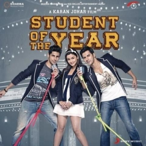Student of The Year Mashup - DJ Kiran Kamath (2012)
