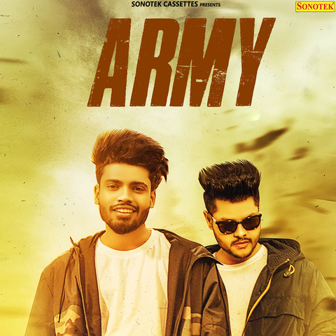 Army MP3 Song Download- Army Army Haryanvi Song by Sumit Goswami on