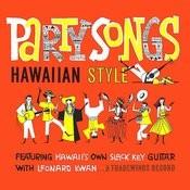 Party Songs Hawaiian Style Songs