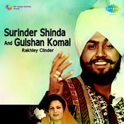 Surinder Shinda And Gulshan Komal - Rakhley Clinder