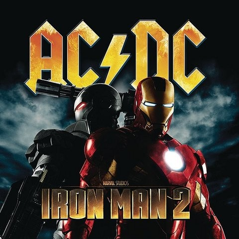 Back In Black Mp3 Song Download Iron Man 2 Back In Black Song By Ac Dc On Gaana Com