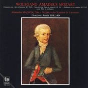 Mozart, Concertos For Flute & Orchestra Songs