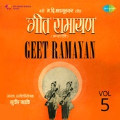 Geet Ramayan Vol 5 Songs