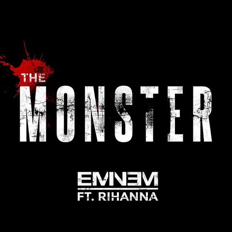 The Monster MP3 Song Download- The Monster The Monster Song by