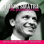 Frank Sinatra - In Concert At Ceasars, Lake Tahoe, Nevada 12th Feb. 1981 Songs