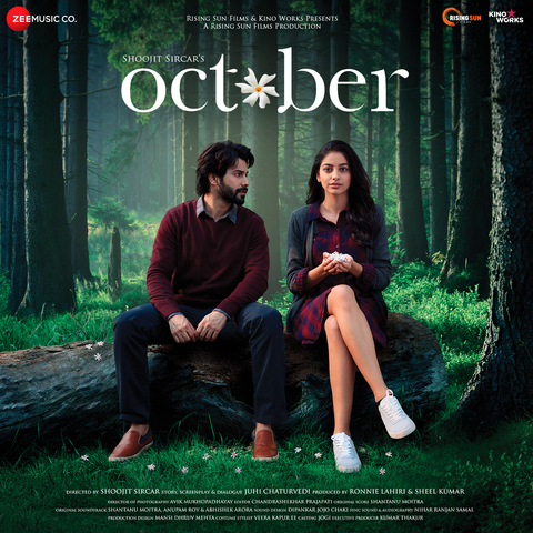 Chal MP3 Song Download- October Chal Song by Monali Thakur