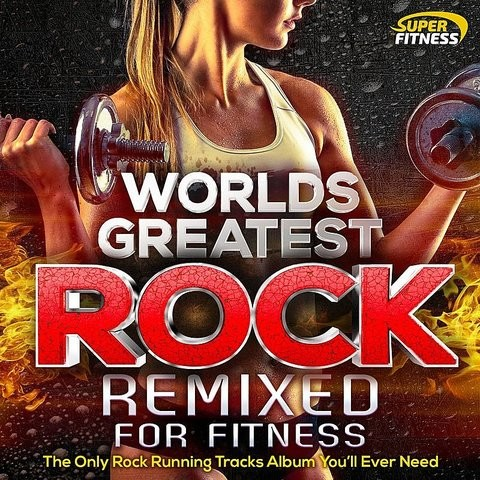 I Love Rock And Roll Workout Mix 115 Bpm Mp3 Song Download Worlds Greatest Rock Remixed For Fitness The Only Rock Running Tracks Album You Ll Ever Need I Love Rock