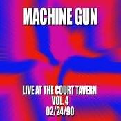Machine Gun Live At The Court Tavern #4 2/24/90 Songs