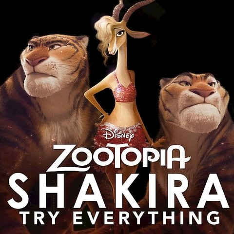 Try Everything From Zootopia Soundtrack Mp3 Song Download Try Everything From Zootopia Try Everything From Zootopia Soundtrack Song By Shakira On Gaana Com