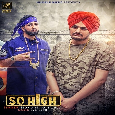 So High MP3 Song Download- Sidhu Moose Wala So High Punjabi