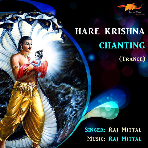 Trance hare krishna